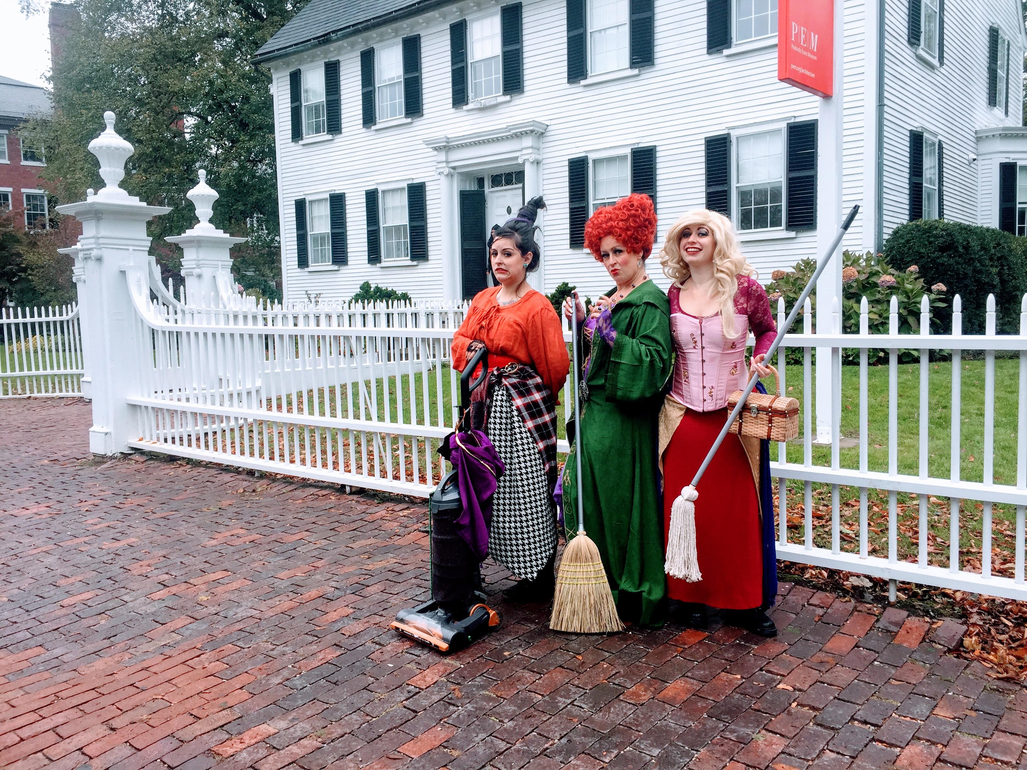 Hocus Pocus And Halloween In Salem Ma Lostness
